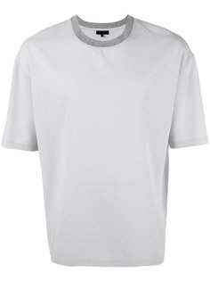 габардиновая футболка Lanvin