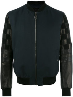 куртка бомбер Lanvin