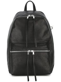 рюкзак на молнии Rick Owens