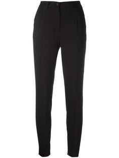 твиловые брюки Dolce & Gabbana