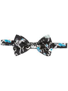 галстук-бабочка с принтом Dolce & Gabbana