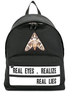 рюкзак Real Eyes Realise real Lies  Givenchy