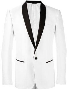 пиджак в горох Dolce & Gabbana