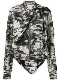 куртка бомбер Swoop Rick Owens
