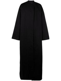 объемное пальто Rick Owens