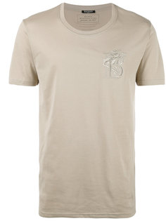 футболка с вышивкой Balmain