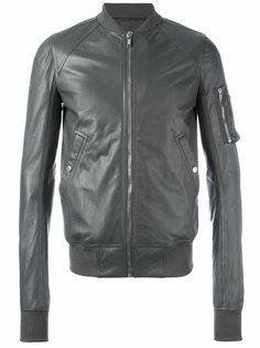 куртка бомбер с рукавами реглан Rick Owens
