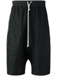 брюки Ricks Pods Rick Owens