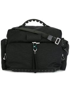 сумка на плечо с карманом спереди Kenzo