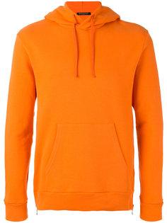 zip detail hoodie Balmain