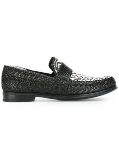 woven loafers Dolce & Gabbana