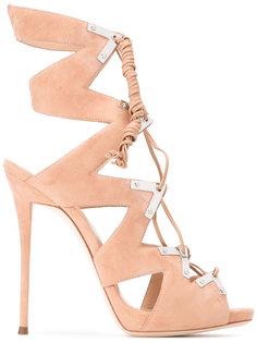 босоножки со шнуровкой Giuseppe Zanotti Design