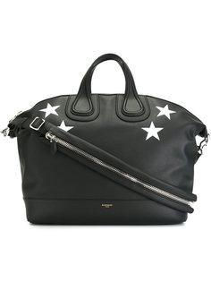 большая сумка Nightingale со звездами Givenchy