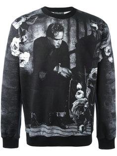 Brando print sweatshirt  Dolce & Gabbana