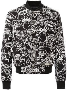куртка бомбер Storm Flyer Kenzo
