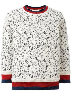 свитер Sylvie Web Gucci