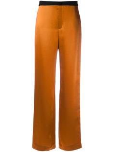 брюки свободного кроя Lanvin