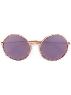 объемные солнцезащитные очки Dolce & Gabbana