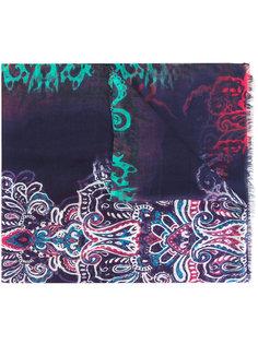 шарф с орнаментом Etro