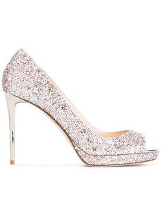 туфли с блестками Luna Jimmy Choo