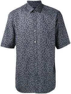 рубашка с узором пейсли Lanvin