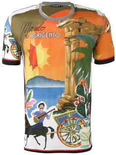 футболка с принтом Mambo Dolce & Gabbana