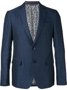 классический пиджак Etro