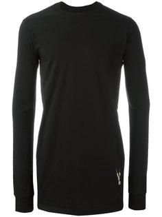 удлиненная рубашка Rick Owens DRKSHDW