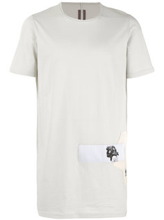 side graphic T-shirt Rick Owens DRKSHDW