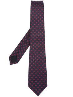 галстук с узором GG Gucci