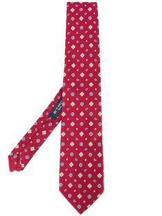 галстук  с мелким узором Etro