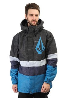 Куртка утепленная Volcom Bias Insulated Jacket Black