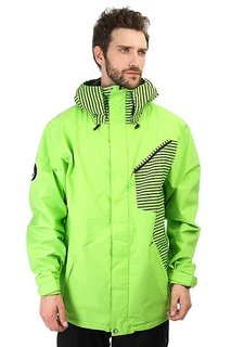 Куртка утепленная Volcom Between Jacket Lime