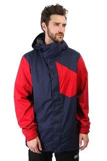 Куртка утепленная Volcom Stone Block Jacket Navy
