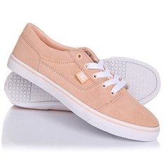 Кеды кроссовки низкие женские DC Tonik W Se Peach Cream