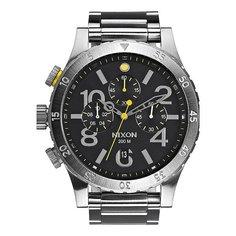 Кварцевые часы Nixon Charger Black/Surplus