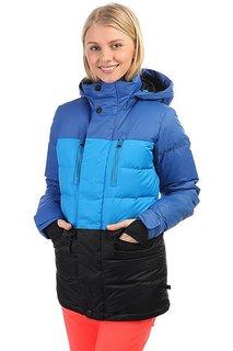 Куртка утепленная женская Burton Wb Dandridge Dwn Jk Deja Blue