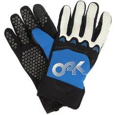 Перчатки сноубордические Oakley Factory Pipe Glove Skydiver Blue