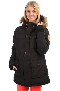 Куртка утепленная женская Burton Wb Essex Puffy Jk True Black