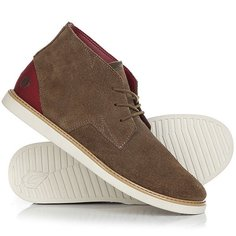 Ботинки высокие Volcom Del Mesa Shoe Chestnut Brown