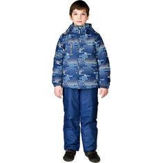 Комплект: куртка и полукомбинезон для мальчика Premont