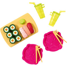 """Мини-набор для декора дома """"Суши"""", Barbie Mattel"""