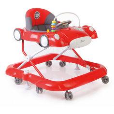 Ходунки Gran Turismo, Jetem, красный
