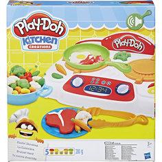 """Игровой набор """"Кухонная плита"""", Play-Doh Hasbro"""