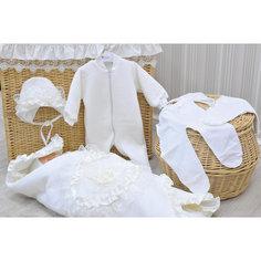 Комплект на выписку одеяло-плед 6-ти, GulSara, 168 Холодное лето капитоний