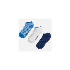 Носки (3 пары) для мальчика Mayoral
