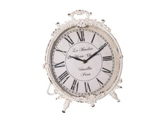 """Настольные часы """"Le boudoir Blanc"""" Anticline"""