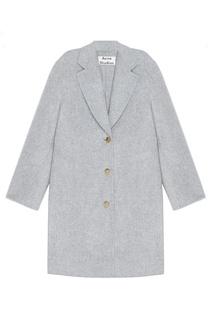 Пальто из шерсти и кашемира Acne Studios