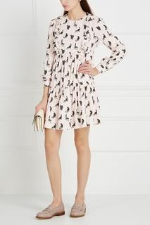 Платье с принтом Lilycat Paul & Joe Sister