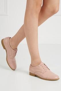 Кожаные ботинки Jil Sander Navy
